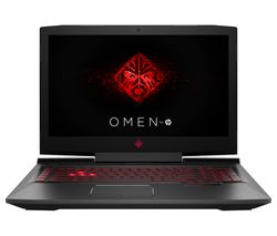 "HP OMEN 17-an159na 17.3"" Intel® Core™ i5 GTX 1050 Gaming Laptop - 1 TB & 128 GB SSD"