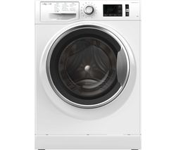 HOTPOINT Active Care NM11 845 WC A UK 8 kg 1400 Spin Washing Machine - White