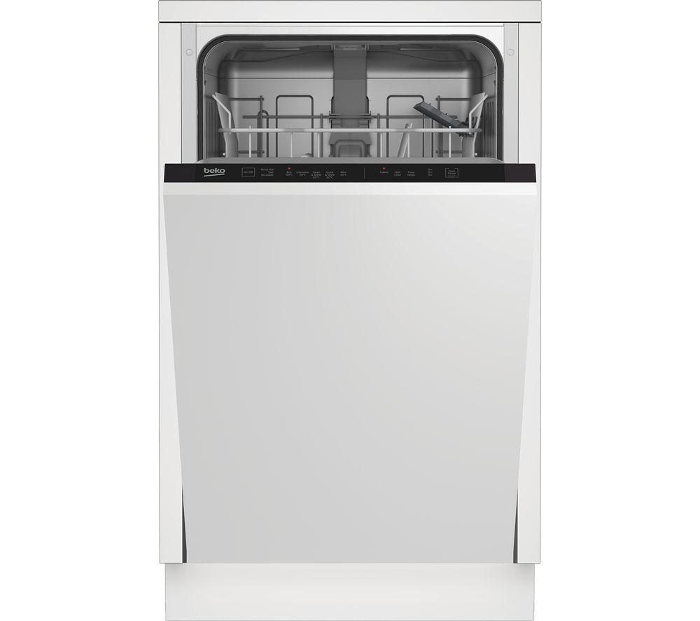 BEKO DIS15012 Slimline Fully Integrated Dishwasher