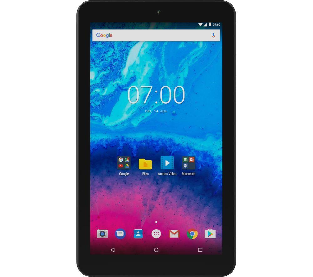 """ARCHOS Core 70 7"""" Tablet - 16 GB, Black"""