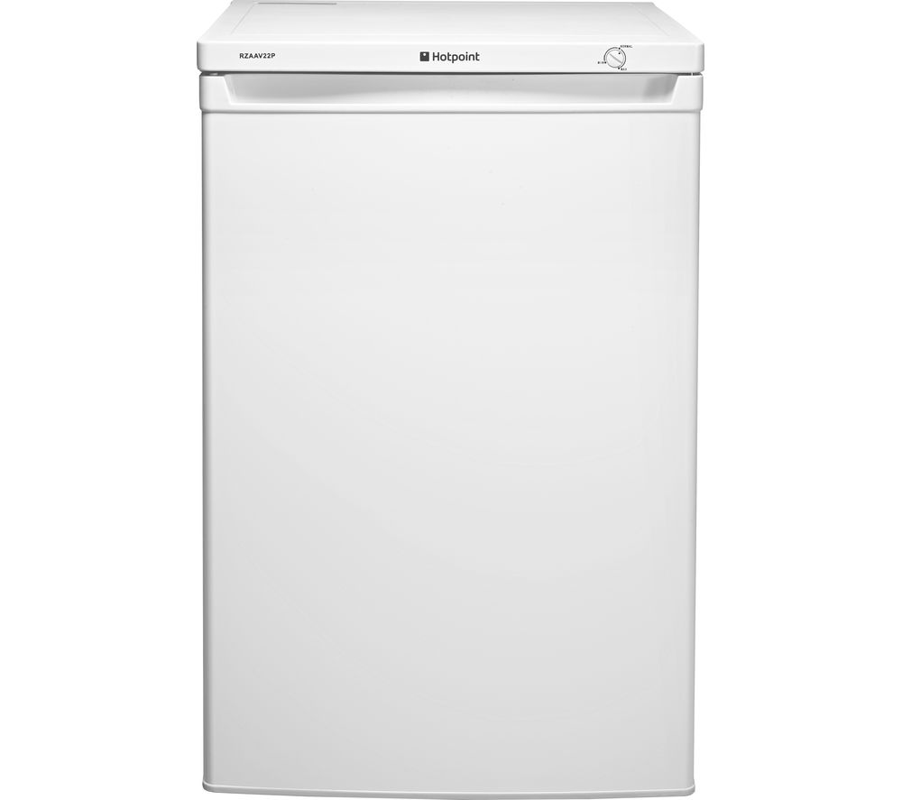 HOTPOINT RZAAV22P.1.1 Undercounter Freezer – White, White