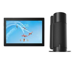 "LENOVO Tab 4 Plus 10"" Tablet - 16 GB, Black"
