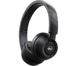 MONSTER Clarity 200 Wireless Bluetooth Headphones - Black