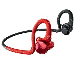 PLANTRONICS BackBeat FIT 2100 Wireless Bluetooth Headphones - Lava Black