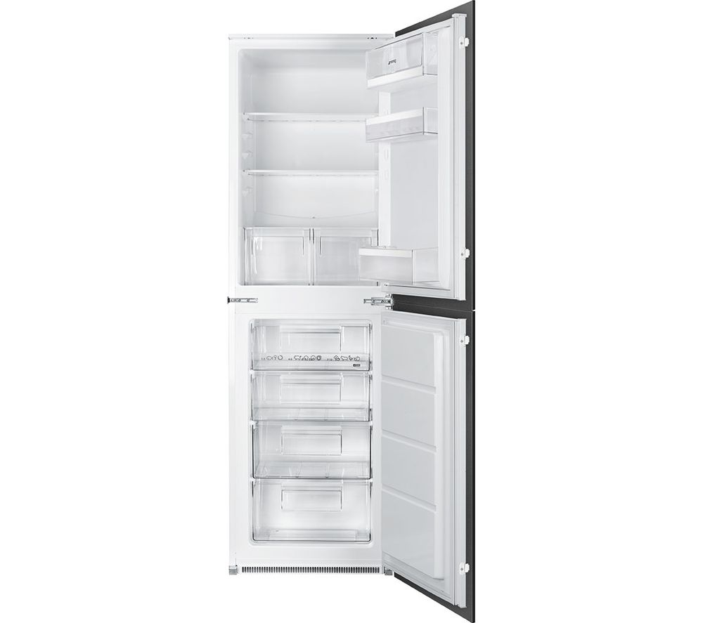 SMEG UKC3170P1 Integrated 50/50 Fridge Freezer