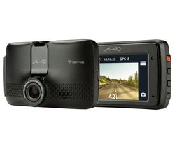 MIO MiVue 733 Full HD Dash Cam - Black