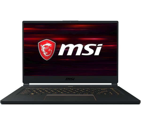 "Image of MSI Stealth GS65 15.6"" Intel® Core™ i7 RTX 2060 Gaming Laptop - 512 GB SSD"