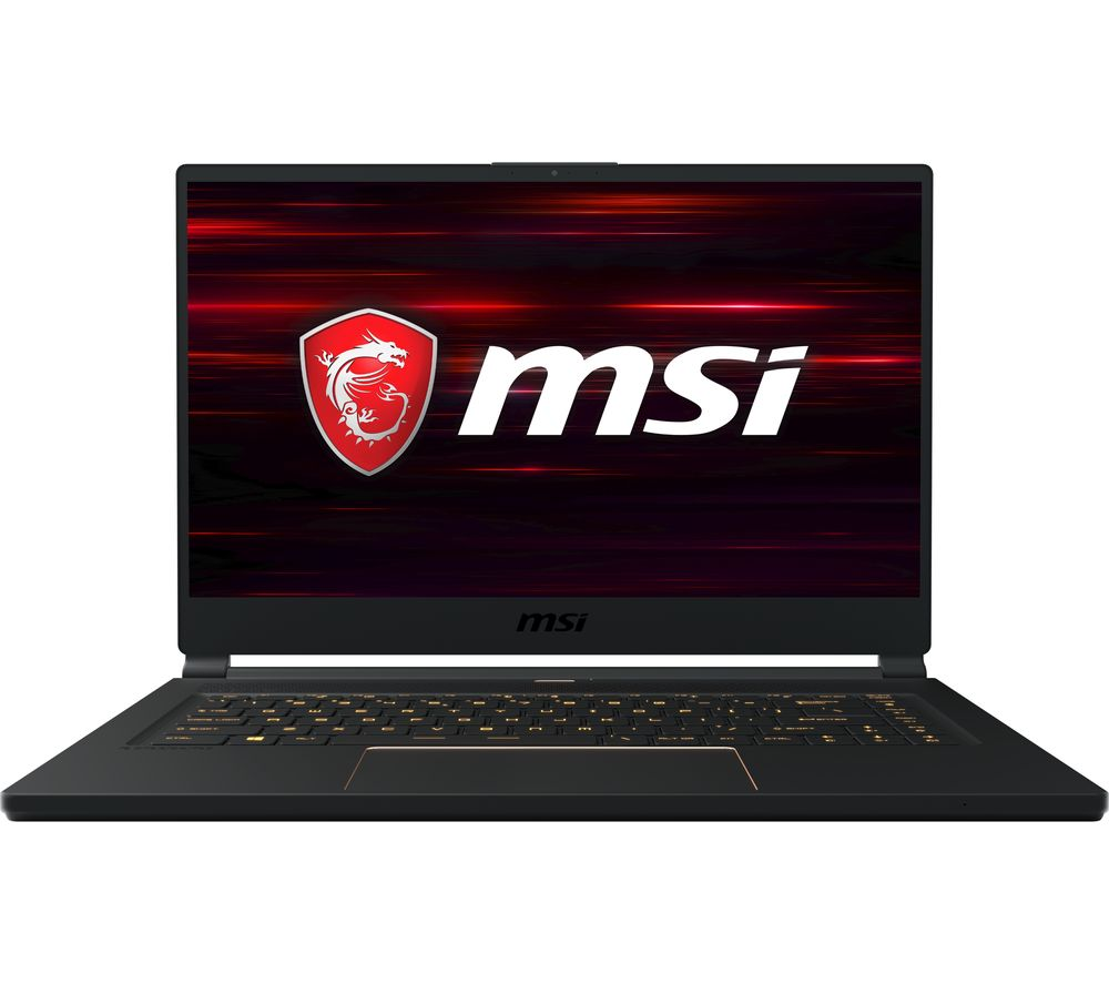 "MSI Stealth GS65 15.6"" Gaming Laptop - Intel® Core™ i7, RTX 2060, 512 GB SSD"