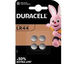 LR44 Batteries - Pack of 4