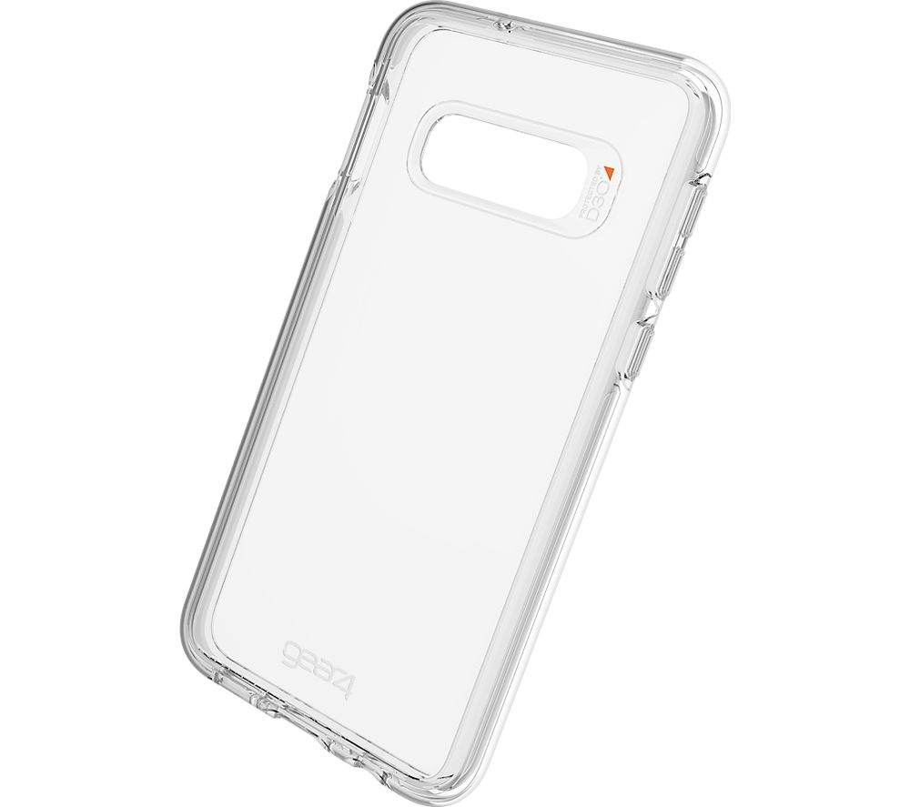Crystal Palace Galaxy S10 Case - Clear