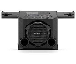 SONY GTK-PG10 Portable Bluetooth Speaker - Black