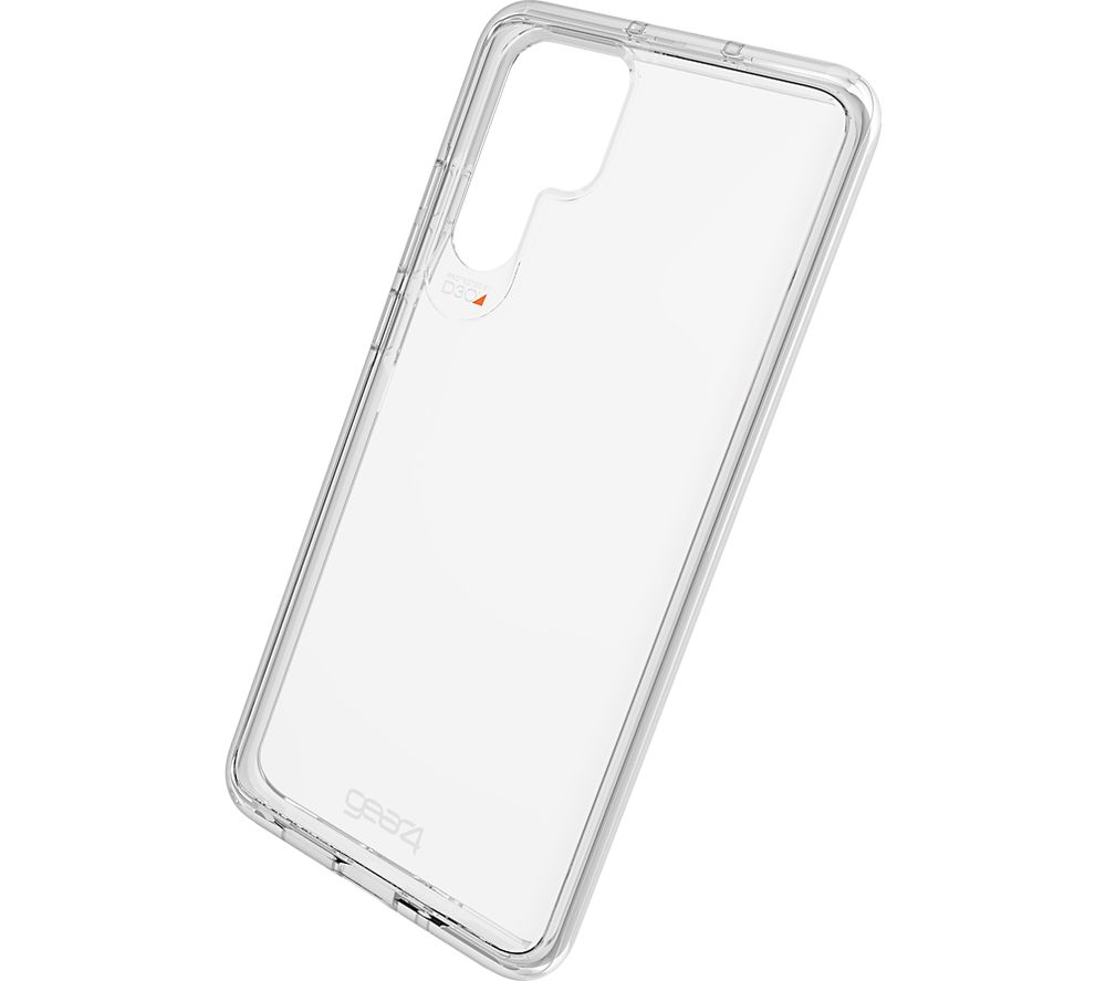 Crystal Palace Huawei P30 Case - Clear