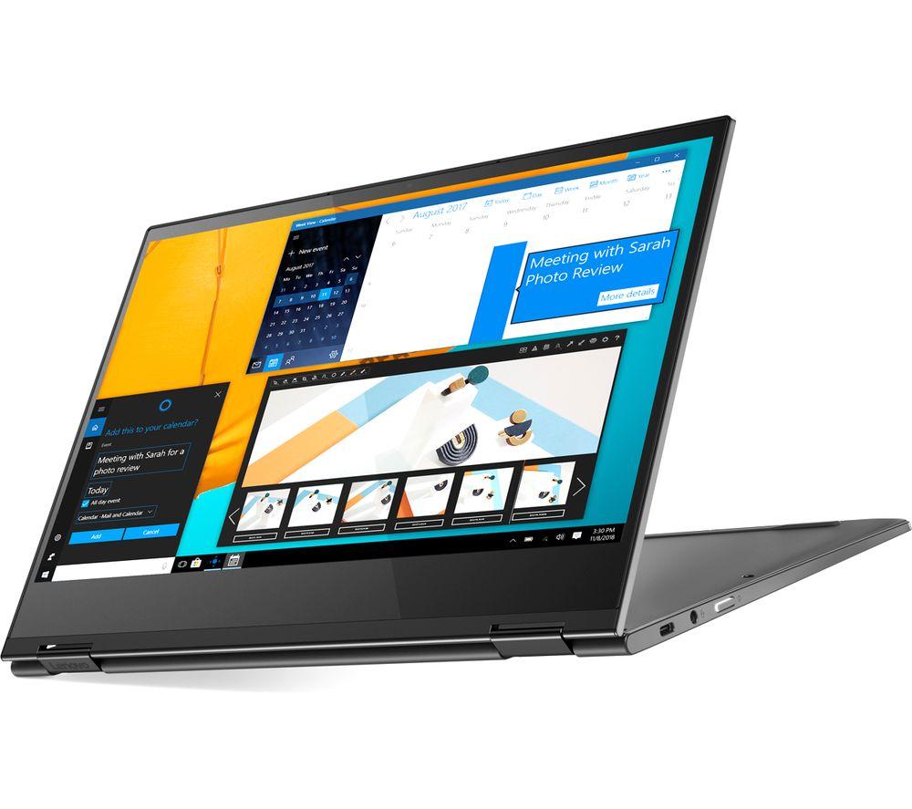 "LENOVO YOGA C630 15.6"" Intel®� Core™� i5 2 in 1 Chromebook - 64 GB eMMC, Blue, Blue"