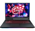 £1299, ASUS ROG STRIX G731GU 17.3inch Intel® Core™ i7 GTX 1660 Ti Gaming Laptop - 512 GB SSD, Intel® Core™ i7-9750H Processor, RAM: 16GB / Storage: 512GB SSD, Graphics: NVIDIA GeForce GTX 1660 Ti 6GB, Full HD display / 144 Hz, Battery life:Up to 4 hours,