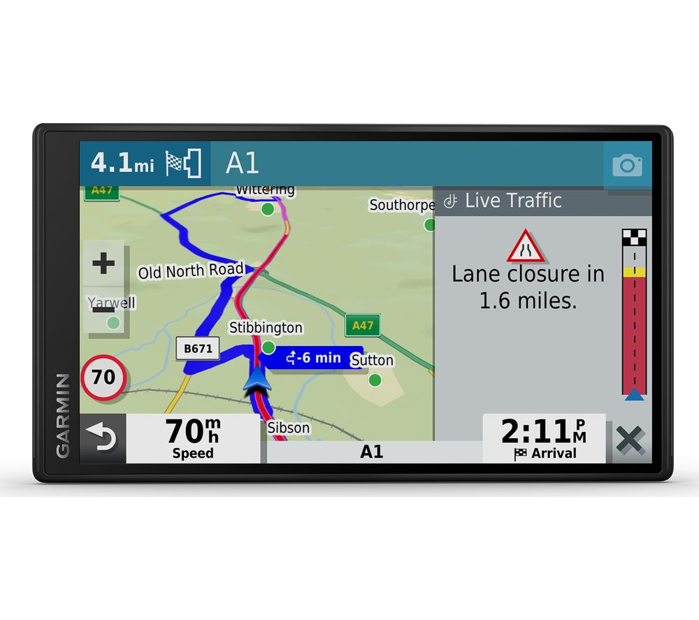 "GARMIN DriveSmart 55 MT-S 5.5"" Sat Nav - Full Europe Maps"