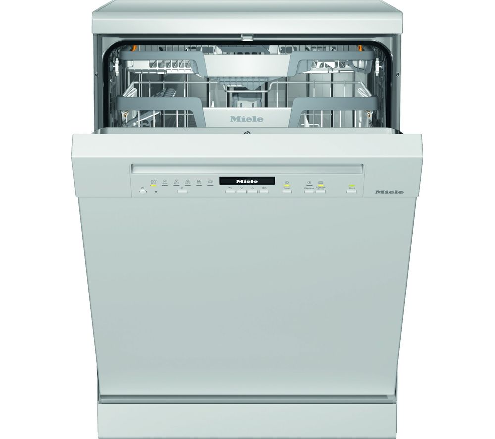Image of G7102SC Full-size Dishwasher - White, White