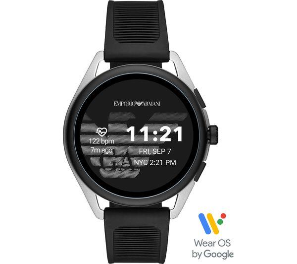 Image of EMPORIO ARMANI ART5021 Smartwatch - Silver, Universal