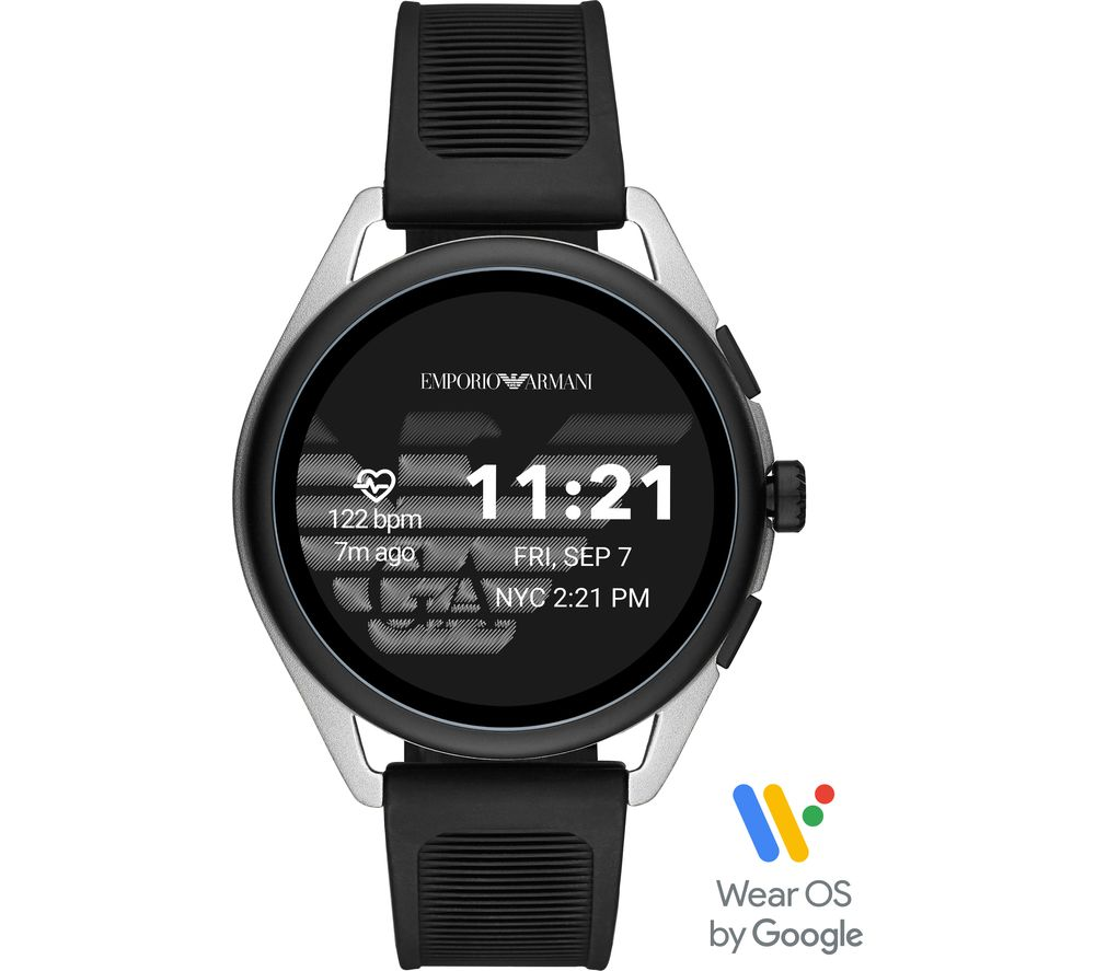 Image of EMPORIO ARMANI ART5021 Smartwatch - Silver, Universal, Silver