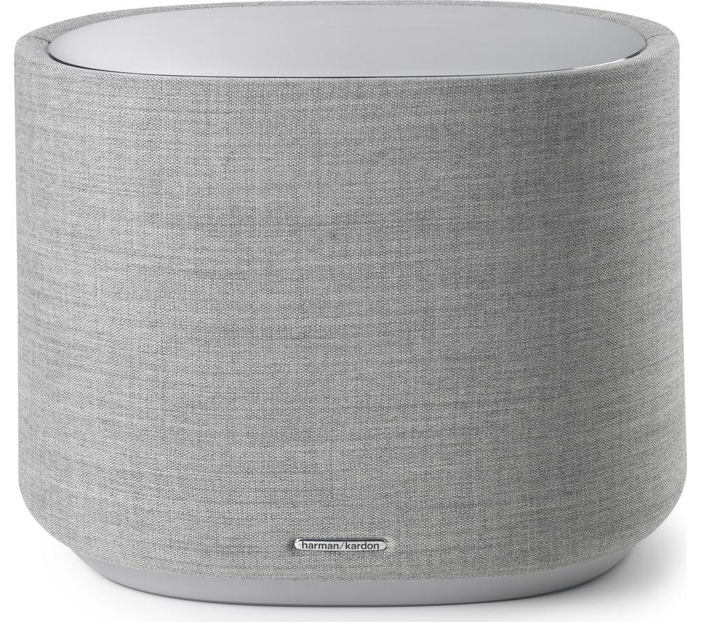 Image of Harman Kardon Citation SUB Multi-room Speaker with Google Assistant - Grey, Grey