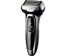 ES-LV65 Wet & Dry Foil Shaver - Black & Silver