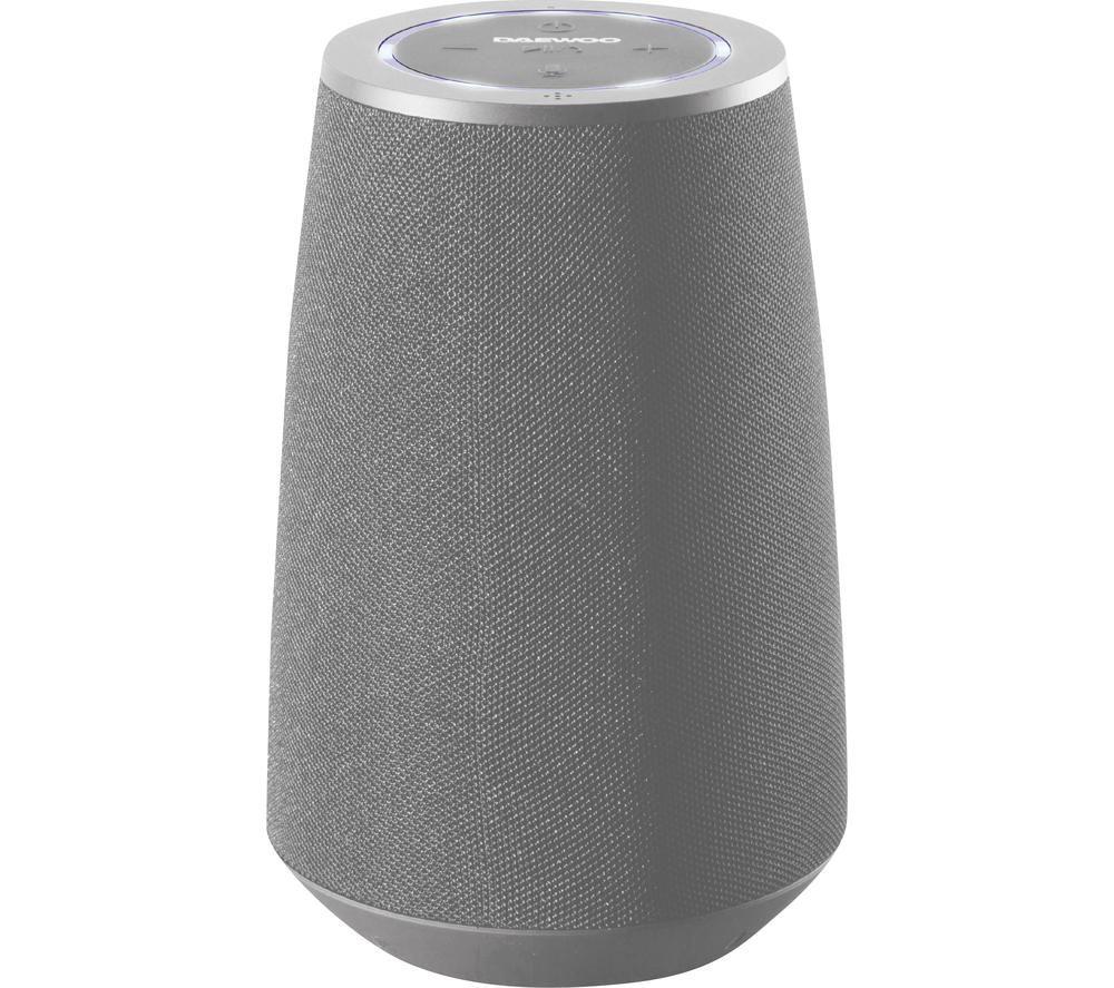 DAEWOO AVS1425 Portable Bluetooth Speaker - Grey, Grey