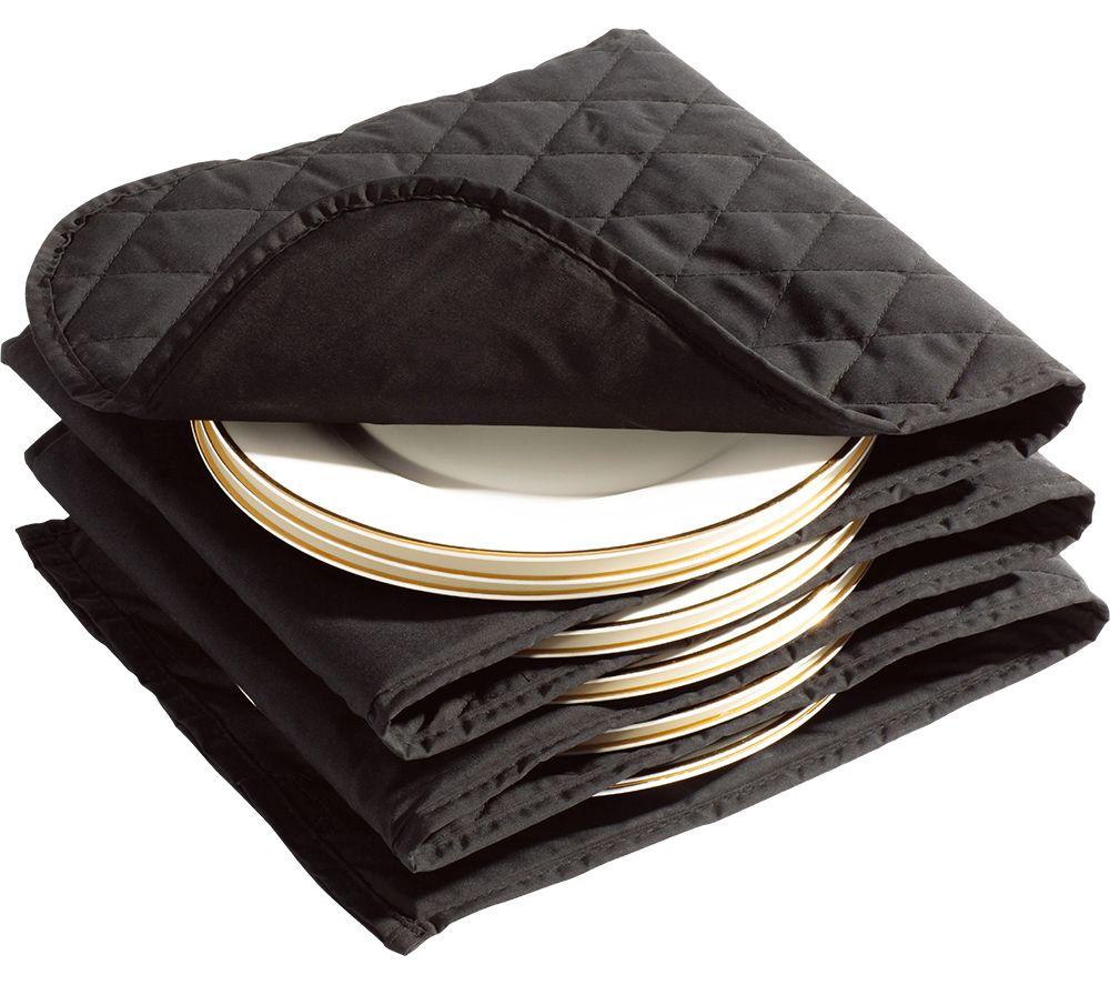 DAEWOO SDA1763 Plate Warmer - Black