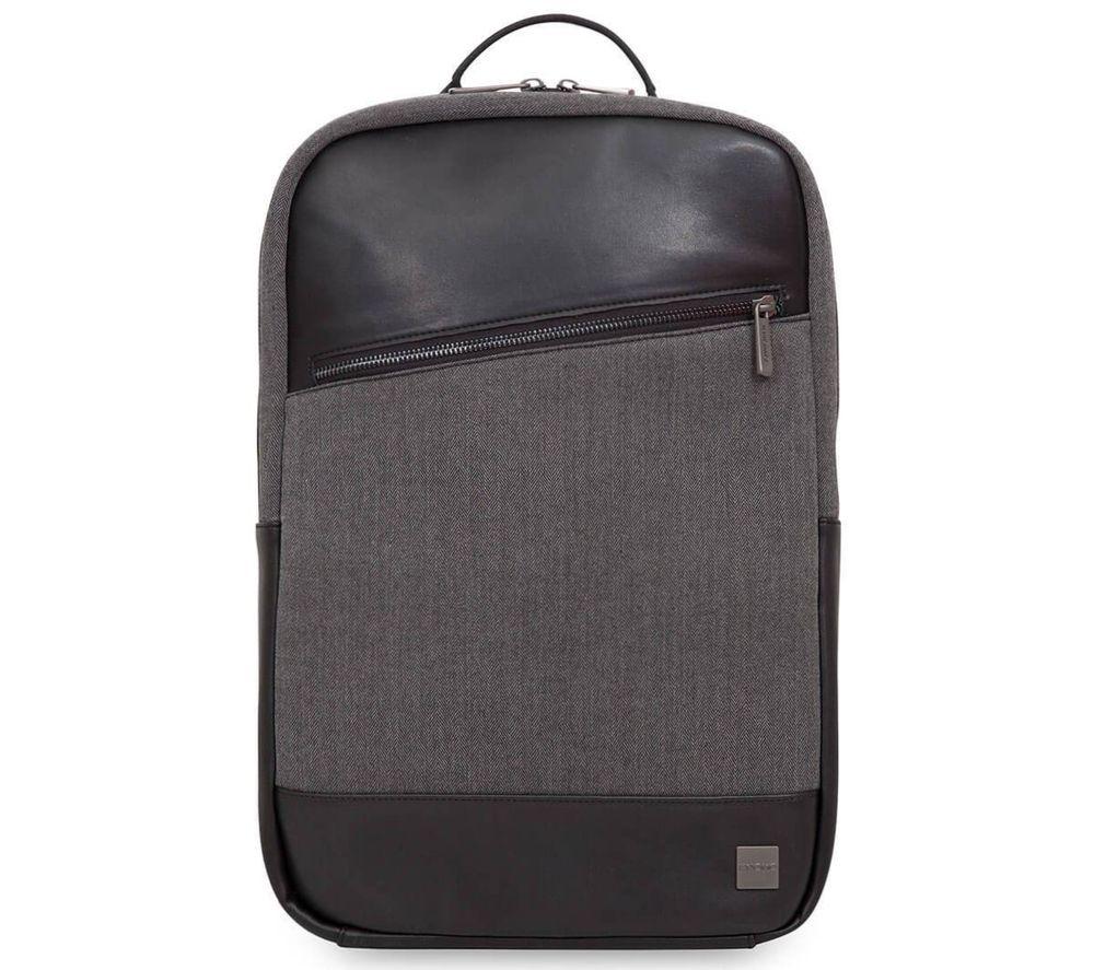 "Image of KNOMO Southampton 15"" Laptop Backpack - Grey, Grey"