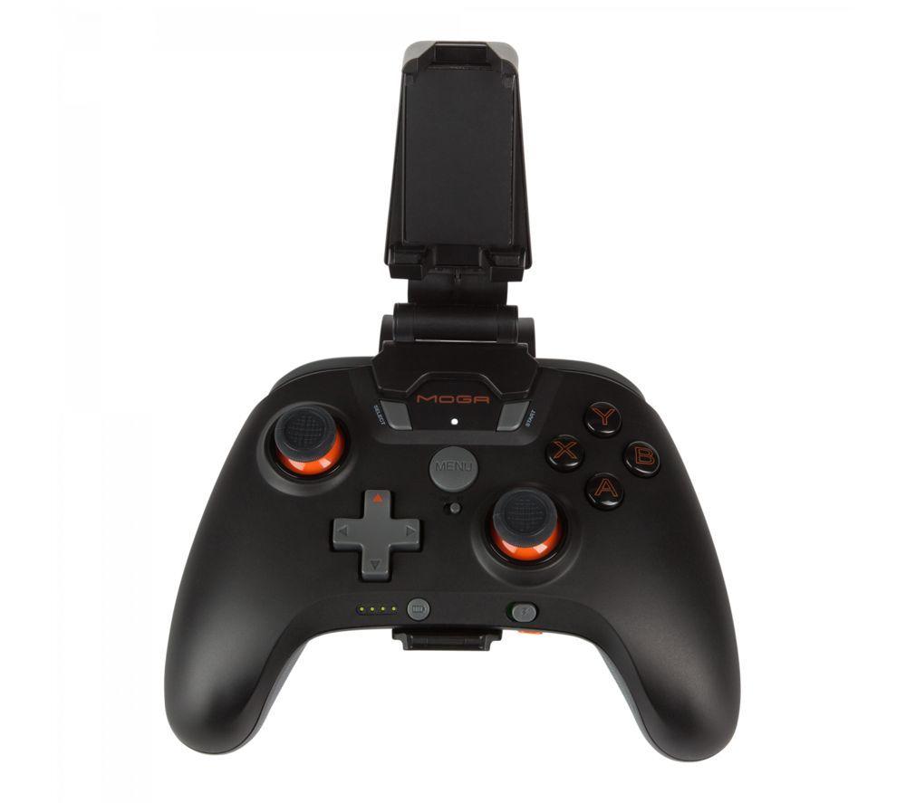 POWERA MOGA XP5-A Plus Wireless Gamepad - Black, Black