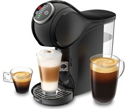 by De'Longhi Genio S Plus EDG315B Coffee Machine - Black