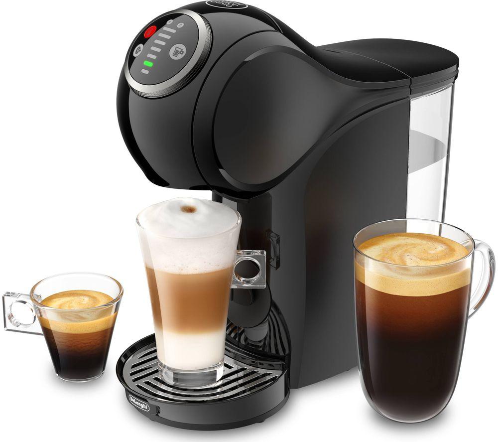 DOLCE GUSTO by De'Longhi Genio S Plus EDG315B Coffee Machine - Black