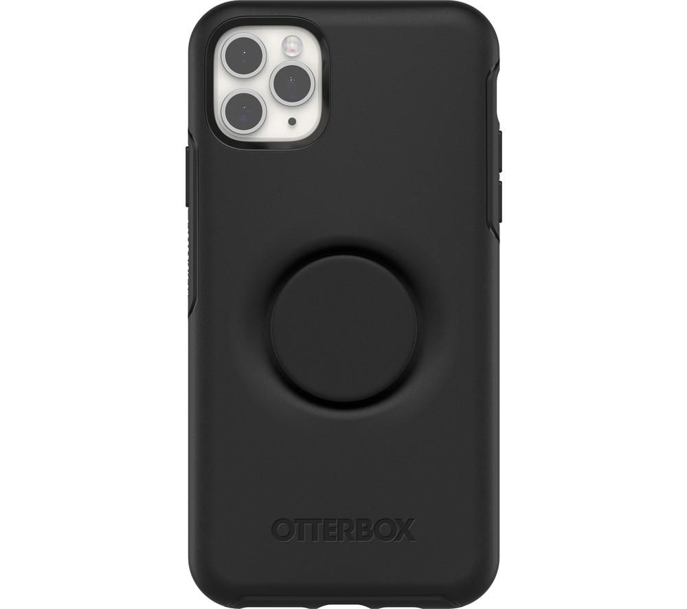 OTTERBOX Otter + Pop Symmetry iPhone 11 Pro Max Case - Black