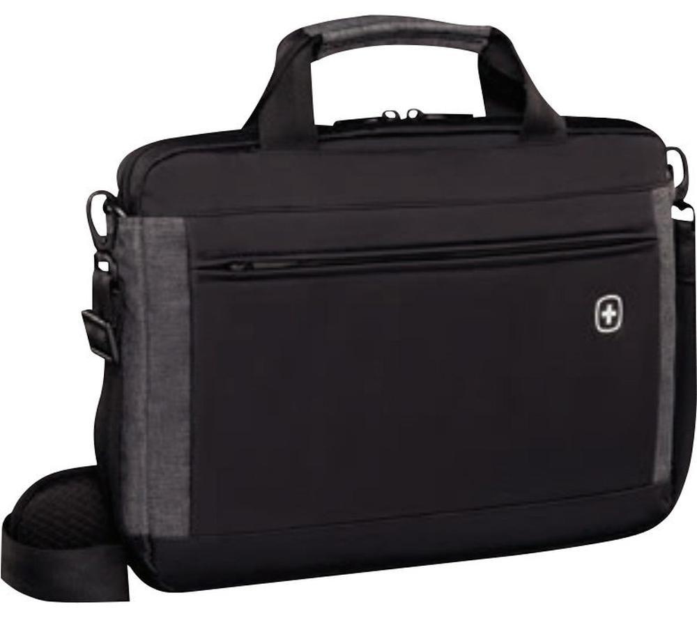 "WENGER Incline 14"" Laptop Case – Black"