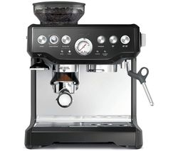 SAGE Barista Express Bean to Cup Coffee Machine - Black Best Price, Cheapest Prices