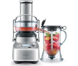 SAGE 3X Bluicer Pro SJB815BSS Juicer - Brushed Stainless Steel Best Price, Cheapest Prices