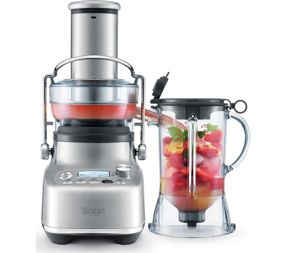 SAGE 3X Bluicer Pro SJB815BSS Juicer - Brushed Stainless Steel