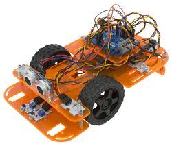 BXCAR01 Code & Drive Robot