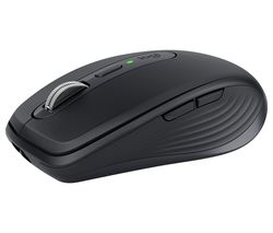 MX Anywhere 3 Wireless Darkfield Mouse - Graphite