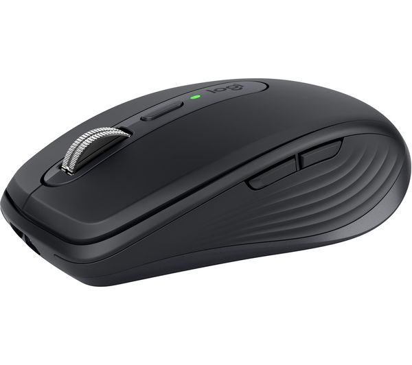 Image of LOGITECH MX Anywhere 3 Wireless Darkfield Mouse - Graphite