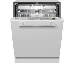 G5077SCVi XXL Full-size Fully Integrated Dishwasher