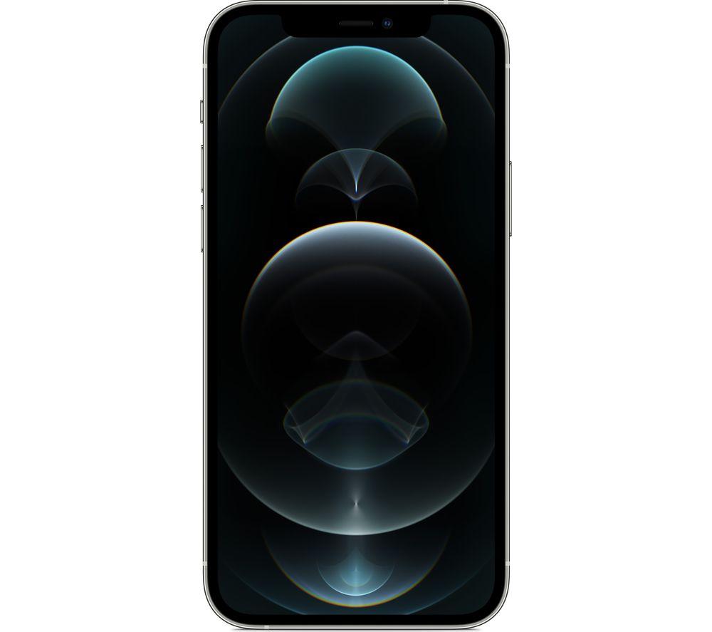 APPLE iPhone 12 Pro - 128 GB, Silver