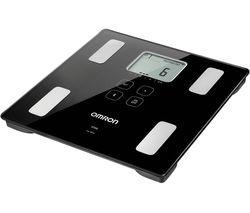 VIVA HBF-222T Smart Scale and Body Composition Monitor - Black