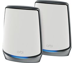 Orbi RBK852 Whole Home WiFi System - Twin Pack