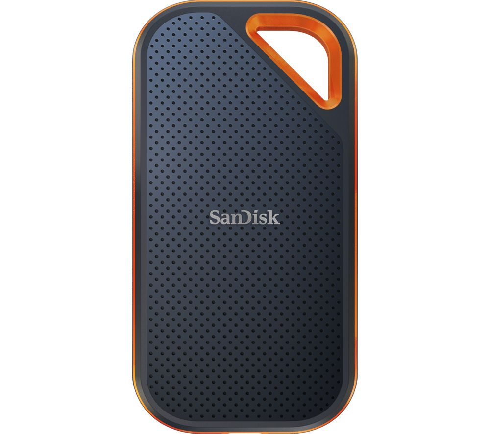 Image of SanDisk Extreme PRO 2TB Portable SSD