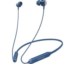 HE15 Wireless Bluetooth Sports Earphones - Blue