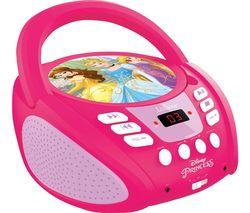 RCD108DP Boombox - Disney Princess