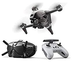FPV Drone Combo - Black