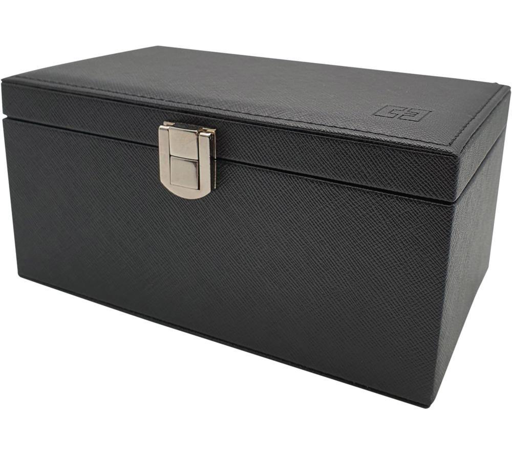 CONNECTED ESSENTIALS CEG-102 Signal Blocking Storage Box - Black