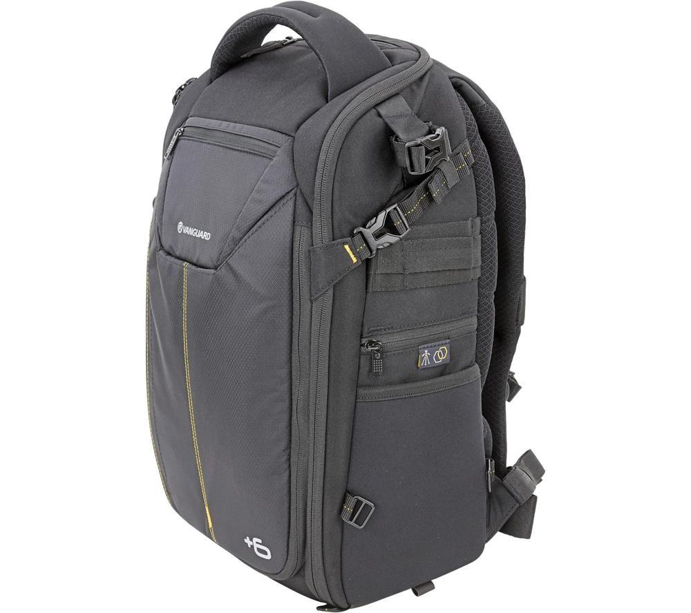 VANGUARD Alta Rise 45 Camera Backpack - Black