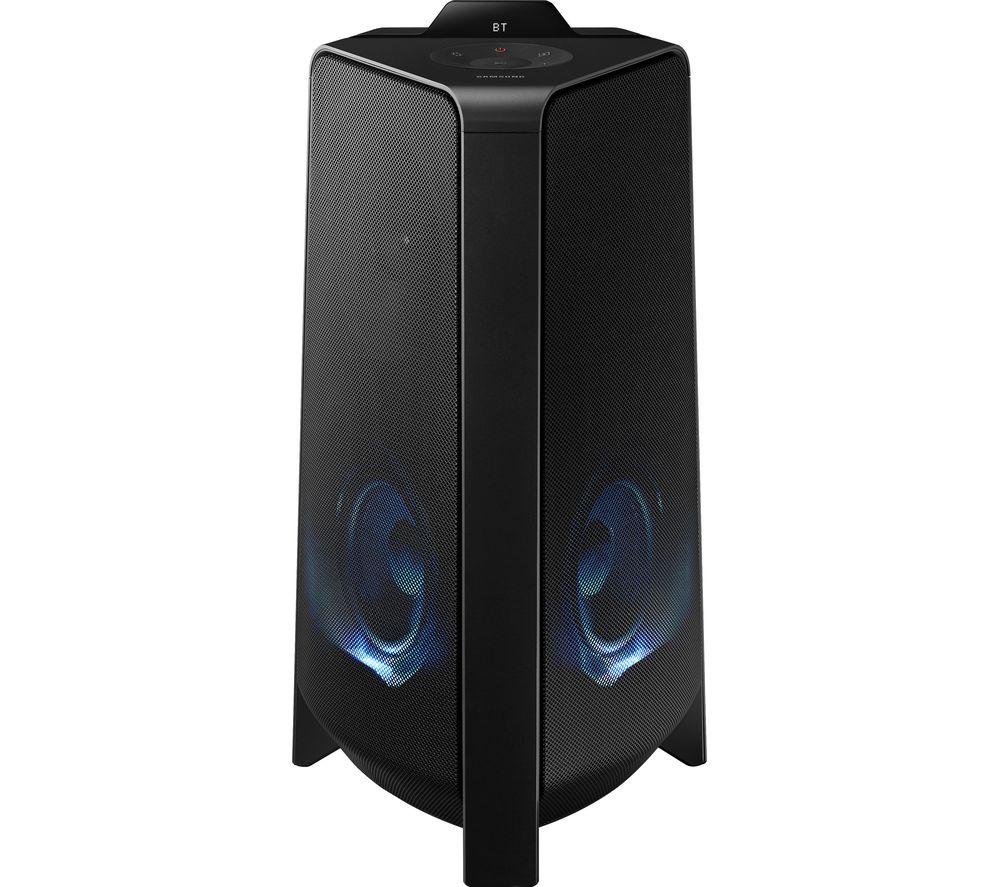 SAMSUNG MX-T50/XU Bluetooth Megasound Party Speaker - Black