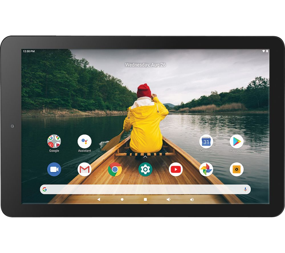"Image of RCA Challenger 10 10.1"" Tablet - 16 GB, Black, Black"
